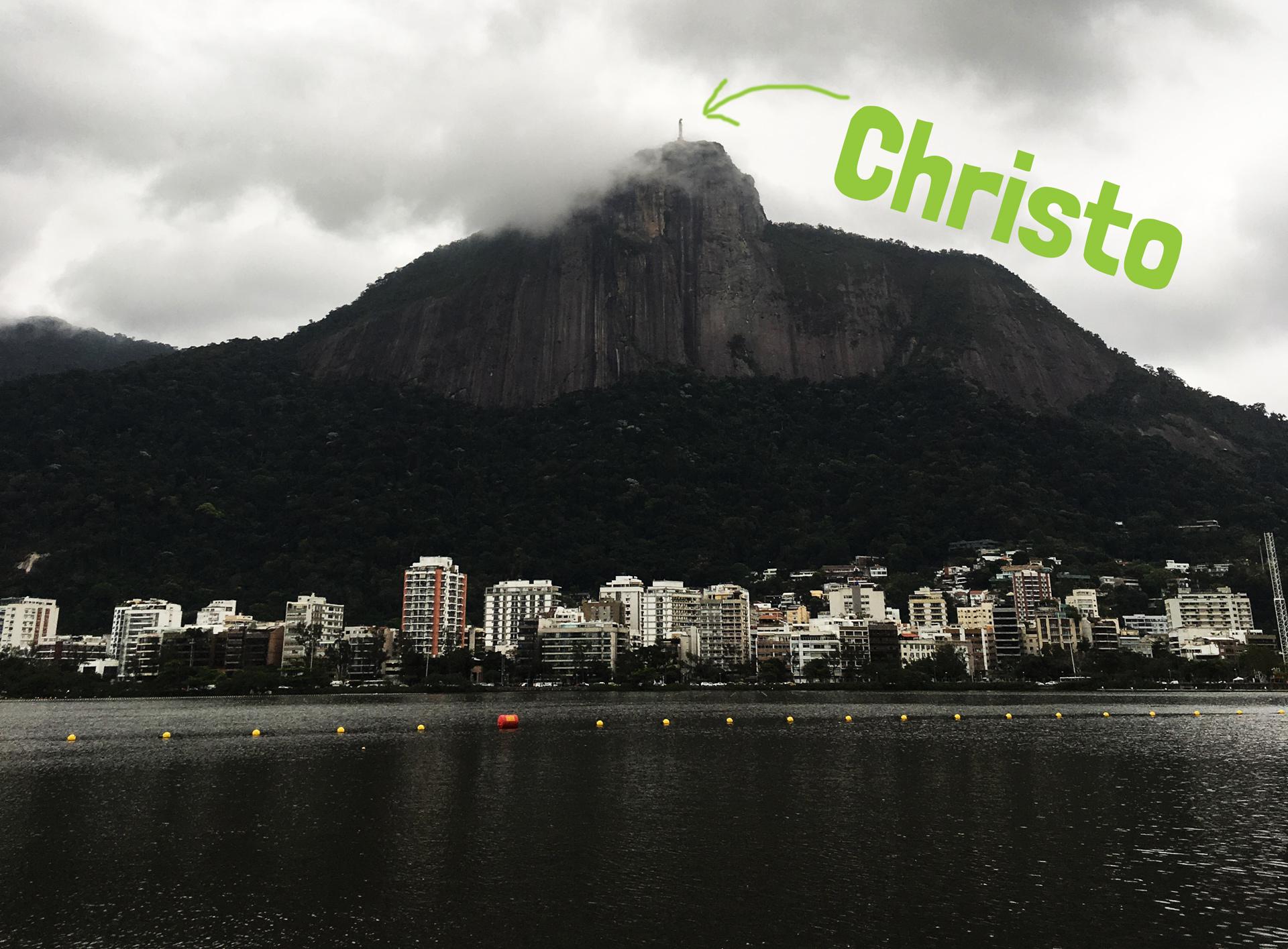 Christo from Lagoa