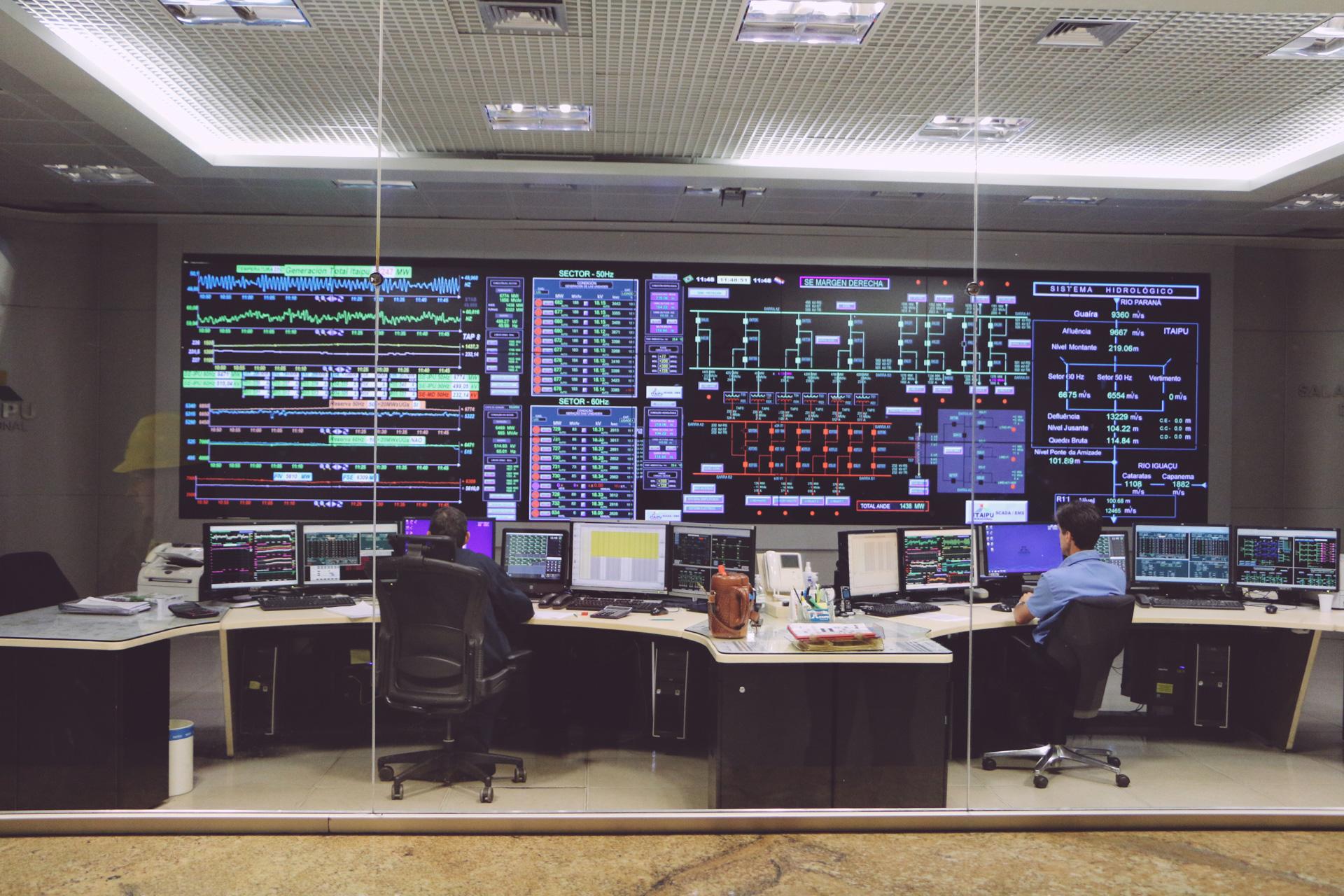 itaupu-dam-control-room
