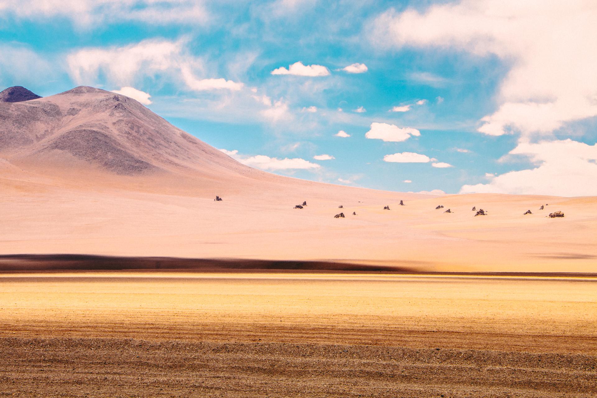 Salvador Dali Desert Bolivia