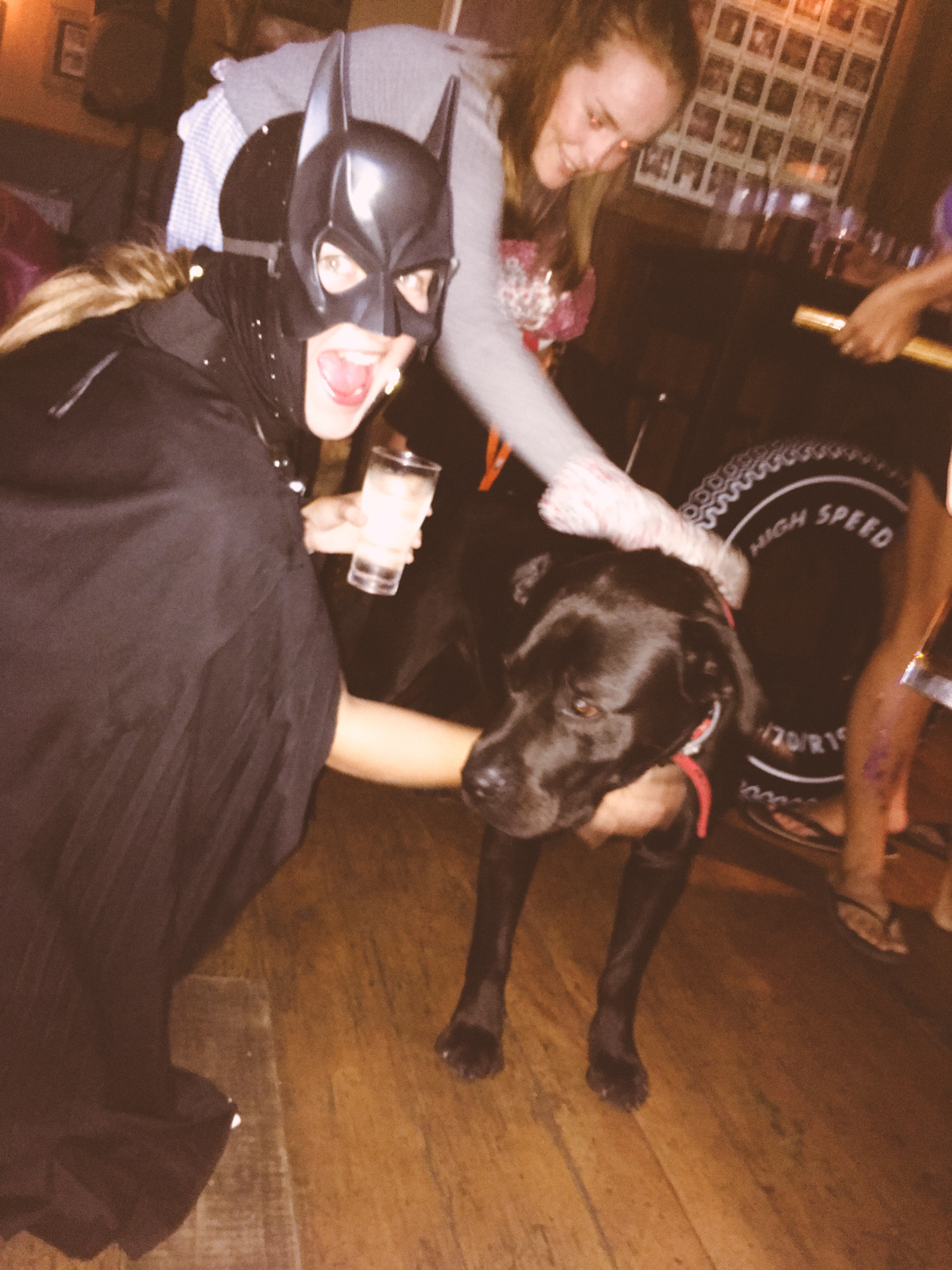 Alis Batdog costume