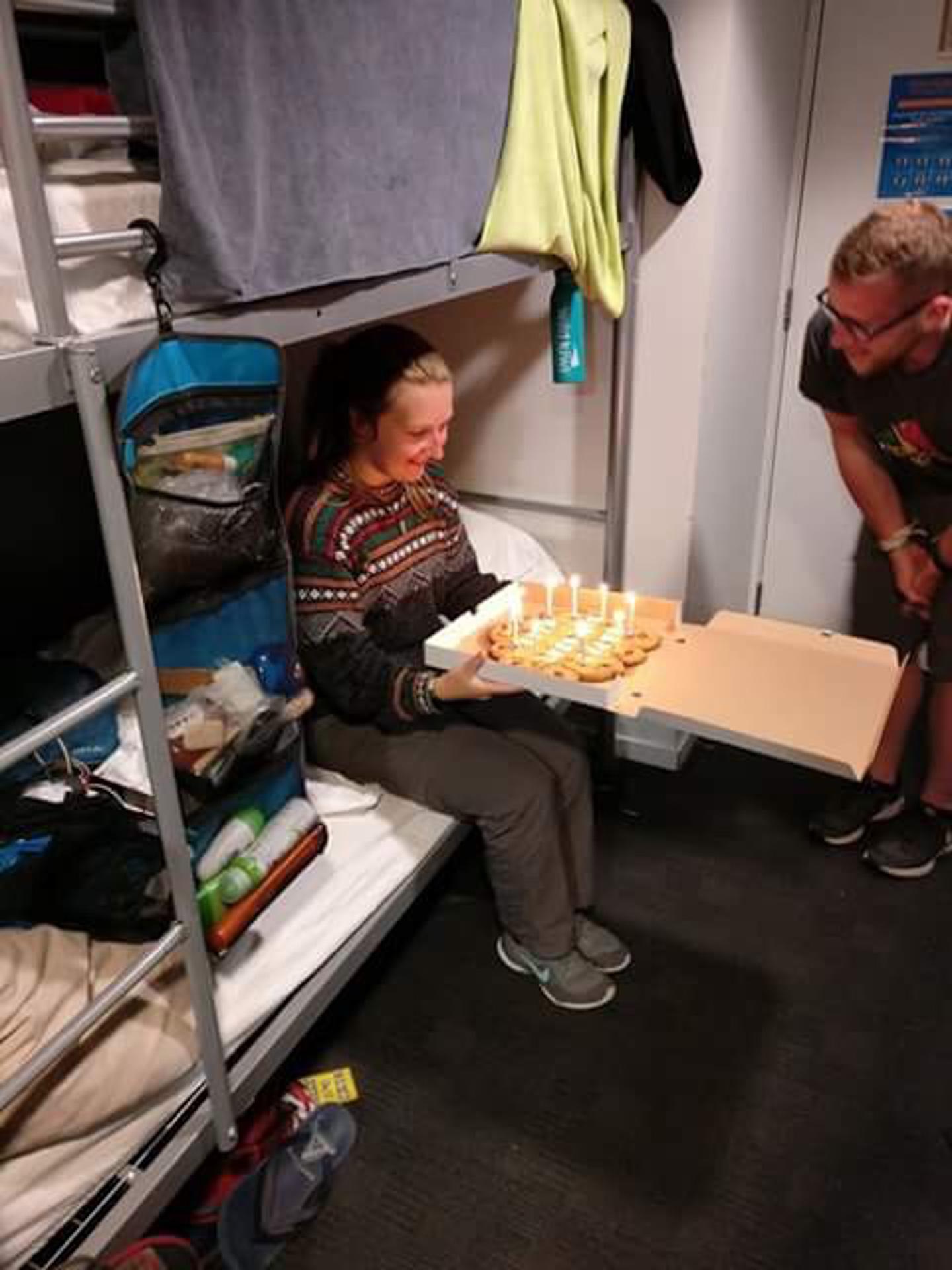 Alis Birthday cookie