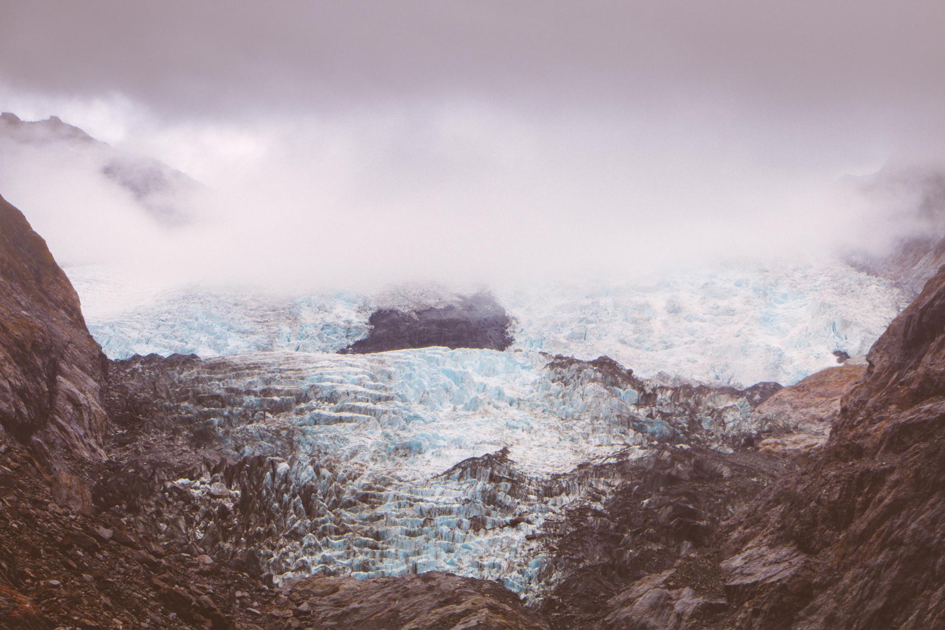 Franz Josfer Glacier