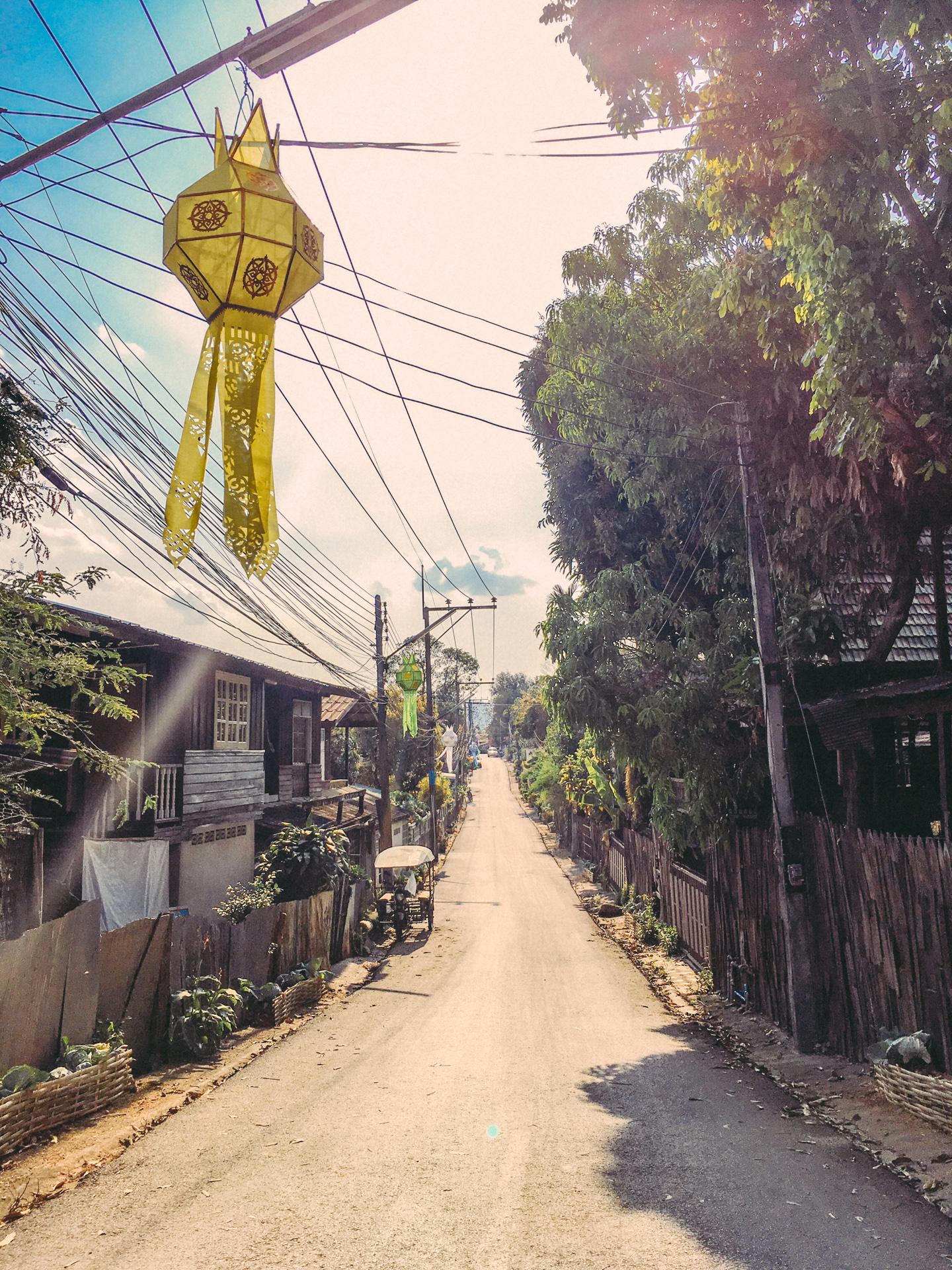 Chiang Khong Alley