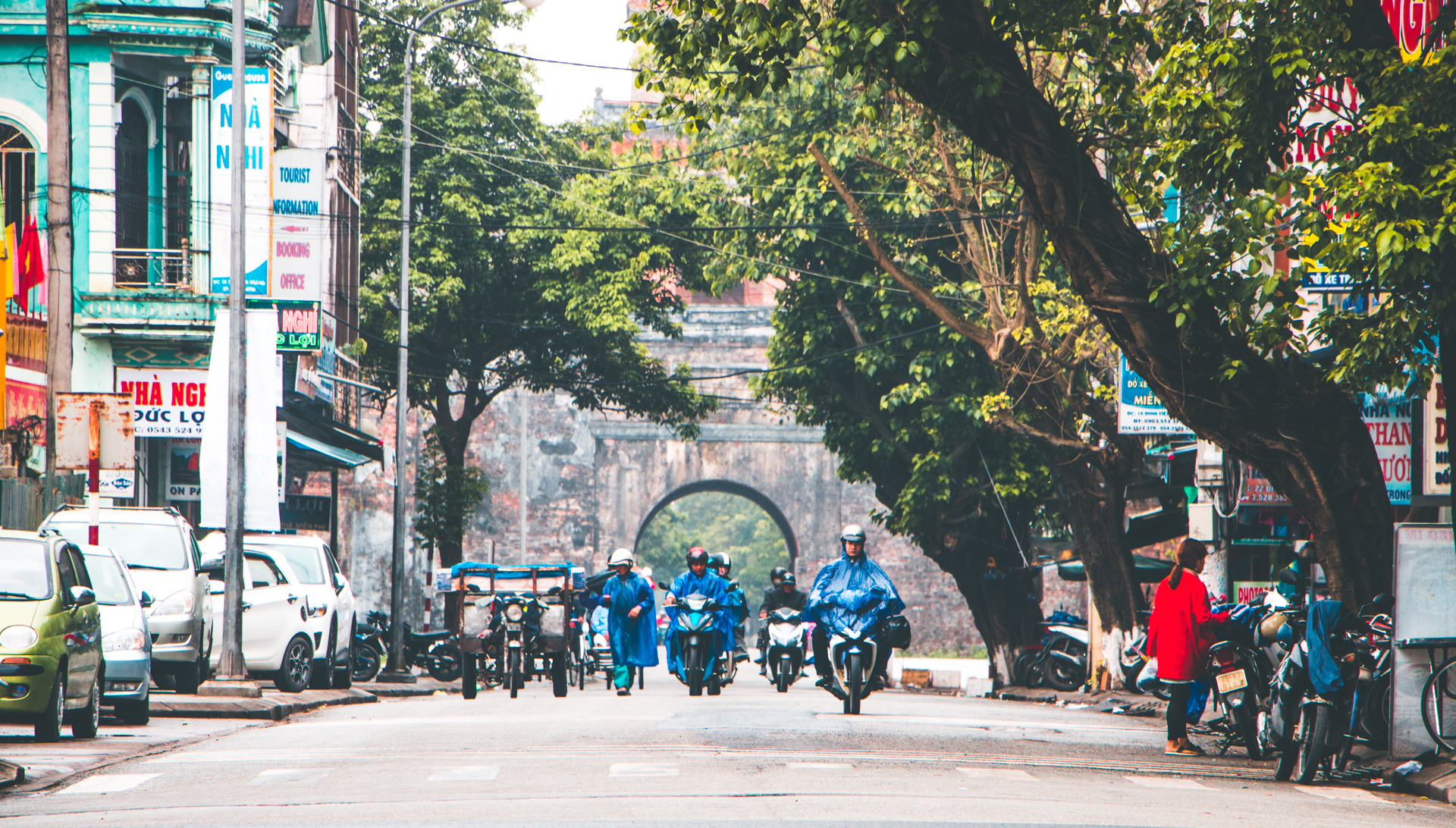Hue Mopeds
